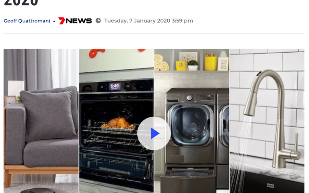 7News: How your home will evolve in 2020