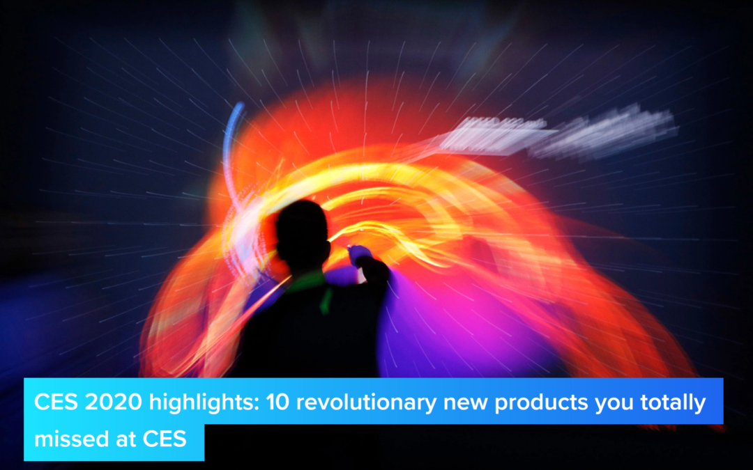 BGR: 10 revolutionary new products you totally missed at CES