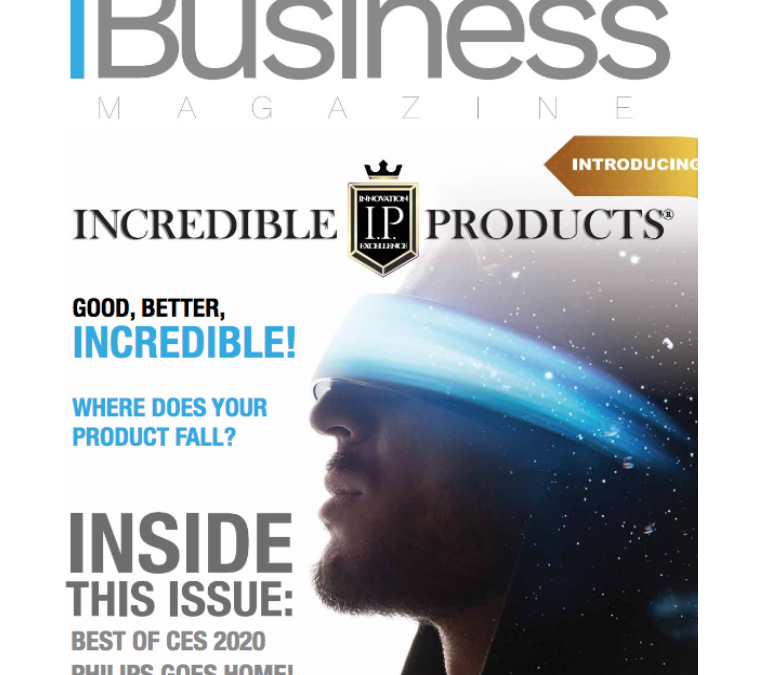 iBusiness Magazine- Best of CES 2020 Edition