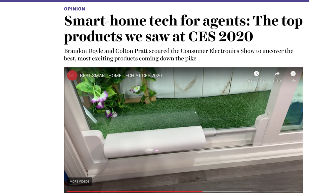 InMan Includes Wayzn on its list of top products at CES 2020